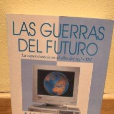 Libros de segunda mano: LAS GUERRAS DEL FUTURO ALVIN Y HEIDI TOFFLER. Lote 152549450