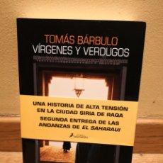 Libros de segunda mano - Tomas barbulo vírgenes y verdugos - 152973754