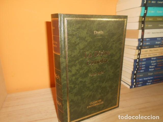 LA DIVINA COMEDIA / DANTE ALIGHIERI (Libros de Segunda Mano (posteriores a 1936) - Literatura - Narrativa - Otros)