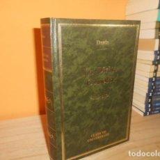 Libros de segunda mano: LA DIVINA COMEDIA / DANTE ALIGHIERI. Lote 153175970
