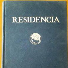 Libros de segunda mano: RESIDENCIA 1926-1934 EDICIÓN FACSÍMIL (C.S.I.C. 1987) SIN USAR. Lote 153240702