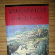 Libros de segunda mano: EL MUNDO PERDIDO (ARTHUR CONAN DOYLE) VALDEMAR CLUB DIÓGENES Nº 41 - 1ª ED.. Lote 153272338