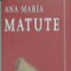 Libros de segunda mano: PRIMERA MEMORIA. - MATUTE, ANA MARÍA.. Lote 153282517