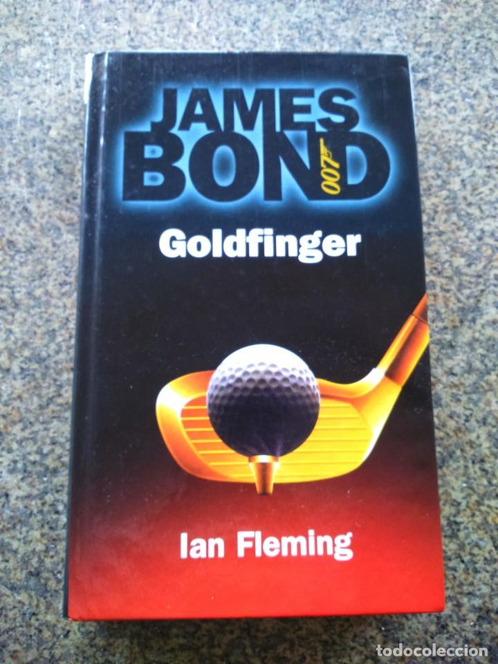 GOLDFINGER -- JAMES BOND 007 -- IAN FLEMING -- RBA 1998 -- segunda mano