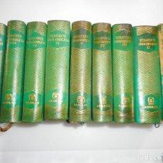 Libros de segunda mano: JACINTO BENAVENTE OBRAS COMPLETAS(9 PRIMEROS TOMOS DE 11) Y92806. Lote 153802174