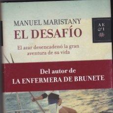 Libros de segunda mano: EL DESAFÍO. LIBRO DE AVENTURAS. MANUEL MARISTANY. Lote 154832870