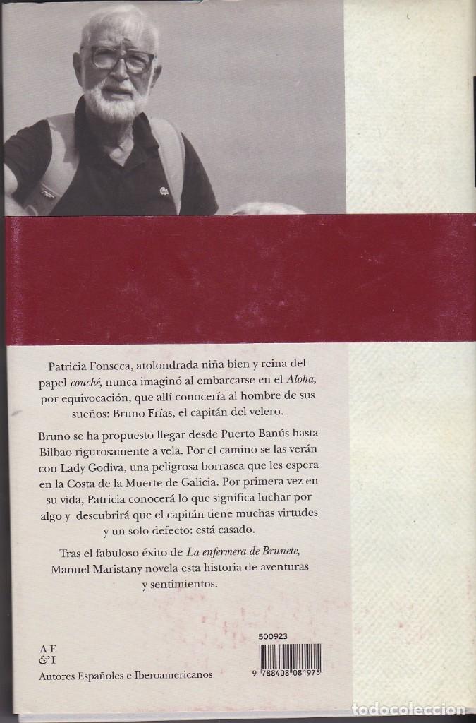 Libros de segunda mano: El desafío. Libro de aventuras. Manuel Maristany - Foto 2 - 154832870