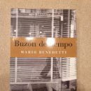 Libros de segunda mano: BUZÓN DE TIEMPO, MARIO BENDETTI. Lote 154924870