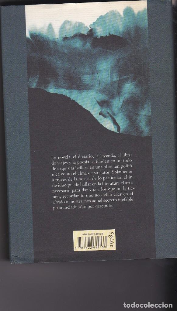 Libros de segunda mano: LA MONTAÑA DEL ALMA. Gao Xingjían - Foto 2 - 155129342