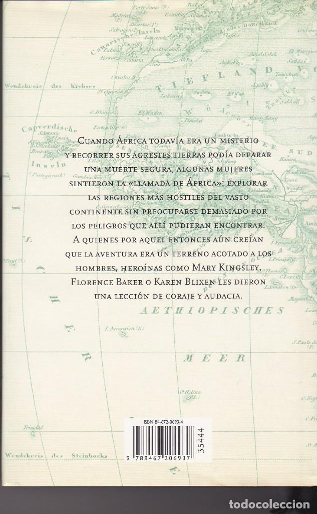 Libros de segunda mano: LAS REINAS DE ÁFRICA. Cristina Morató - Foto 2 - 155129510
