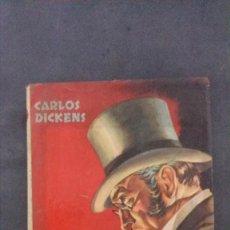 Libros de segunda mano: ÉPOCAS CRUELES-CARLOS DICKENS-(EDITORIAL MOLINO, 1953). Lote 155142202