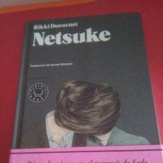 Libros de segunda mano: NETSUKE - RIKKI DUCORNET. Lote 155251770