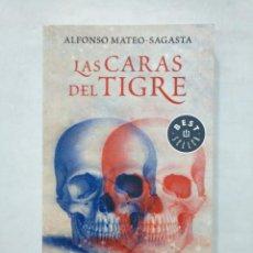 Libros de segunda mano - LAS CARAS DEL TIGRE. MATEO SAGASTA, ALFONSO - DEBOLSILLO. TDK377 - 155289190