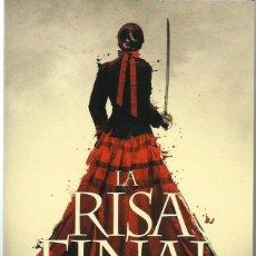 Libros de segunda mano: FERNANDO ROYUELA : LA RISA FINAL. (HARPERCOLLINS IBÉRICA, NARRATIVA HISTÓRICA, 2018) . Lote 155409302