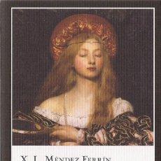 Libros de segunda mano: X.L. MÉNDEZ FERRÍN: AMOR DE ARTUR. Y NUEVOS CUENTOS CON TAGEN ATA A LO LEJOS (ED. IMPEDIMENTA, 2009). Lote 155409794