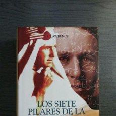 Libros de segunda mano: LOS SIETE PILARES DE LA SABIDURÍA.UN TRIUNFO. Lote 155515682