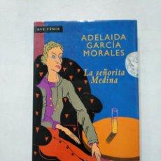 Libros de segunda mano - LA SEÑORITA MEDINA. ADELAIDA GARCÍA MORALES. tdk377 - 155563818