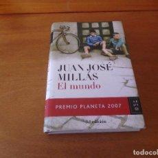 Libros de segunda mano: EL MUNDO (JUAN JOSÉ MILLAS) . Lote 155657274