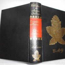 Libros de segunda mano: CONCEPCIÓN ARENAL OBRA SELECTA Y93062. Lote 155668098