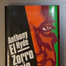Libros de segunda mano: EL ZORRO ROJOANTHONY HYDE. Lote 155705338