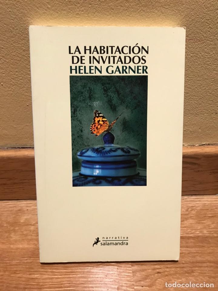LA HABITACIÓN DE INVITADOS HELEN GARNER (Libros de Segunda Mano (posteriores a 1936) - Literatura - Narrativa - Otros)
