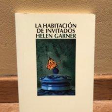 Libros de segunda mano: LA HABITACIÓN DE INVITADOS HELEN GARNER. Lote 155870097