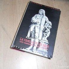 Libros de segunda mano: KARL GEIRINGER, LA FAMILIA DE LOS BACH, SIETE GENERACIONES DE GENIO CREADOR, ESPASA CALPE,1962. Lote 155913766