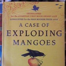 Libros de segunda mano: MOHAMMED HANIF . A CASE OF EXPLODING MANGOES. Lote 155989122