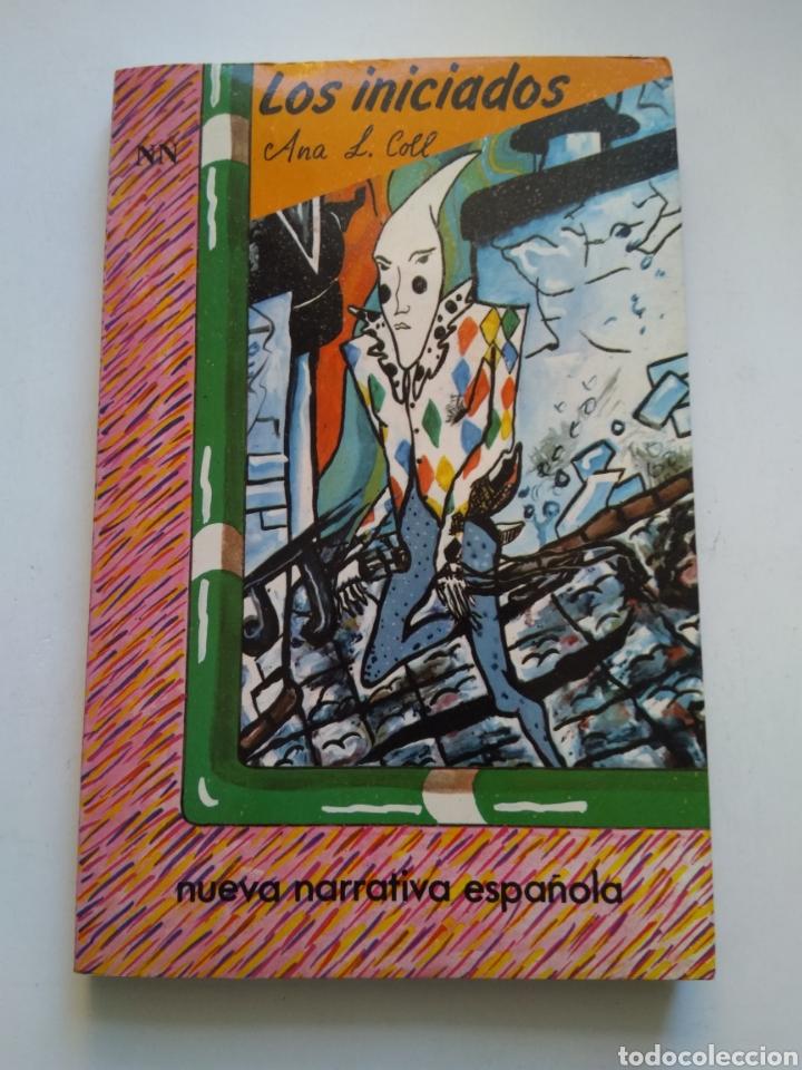 LOS INICIADOS/ (Libros de Segunda Mano (posteriores a 1936) - Literatura - Narrativa - Otros)