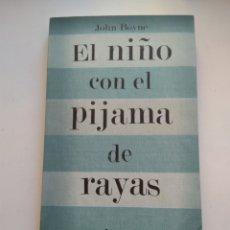 Libros de segunda mano: EL NIÑO CON EL PIJAMA DE RAYAS/JOHN BOYNE. Lote 156011197