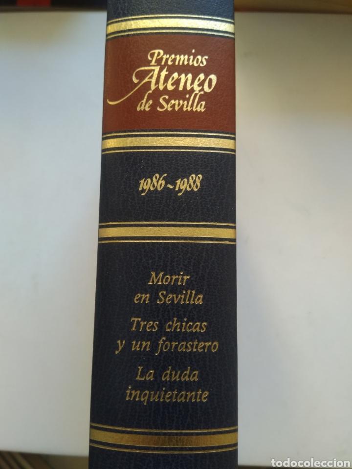 PREMIOS ATENEO DE SEVILLA 1986-1988 (Libros de Segunda Mano (posteriores a 1936) - Literatura - Narrativa - Otros)