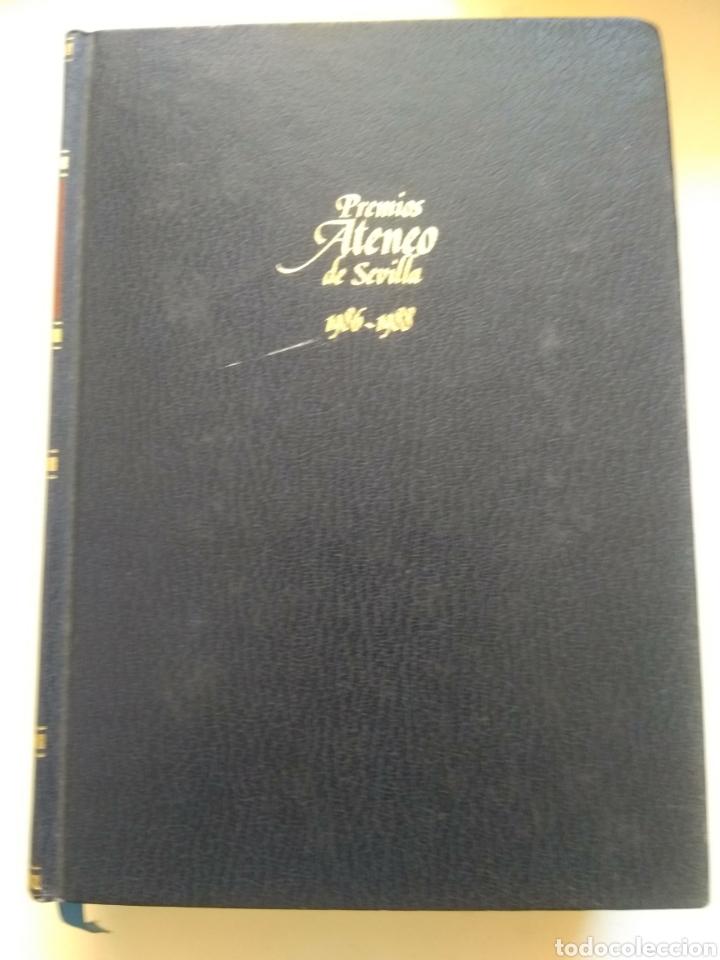 Libros de segunda mano: PREMIOS ATENEO DE SEVILLA 1986-1988 - Foto 2 - 156457397