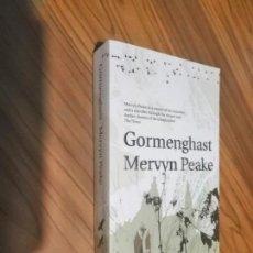 Libros de segunda mano: GORMENGHAST MERVYN PEAKE. RÚSTICA. EN INGLÉS. CON EX-LIBRIS. BUEN ESTADO. Lote 156563982