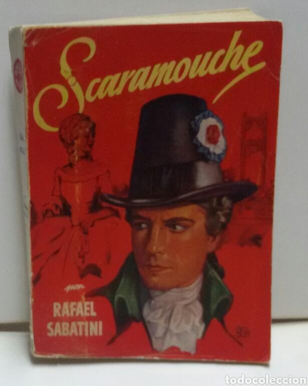 FAMOSAS NOVELAS SCARAMOUCHE 1951 (Libros de Segunda Mano (posteriores a 1936) - Literatura - Narrativa - Otros)