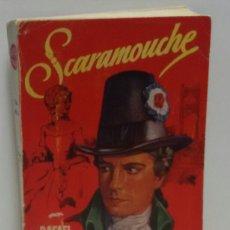 Libros de segunda mano: FAMOSAS NOVELAS SCARAMOUCHE 1951. Lote 156574398