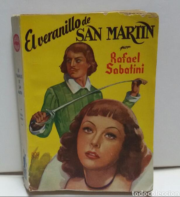 EL VERANILLO DE SAN MARTÍN ENVÍO (Libros de Segunda Mano (posteriores a 1936) - Literatura - Narrativa - Otros)
