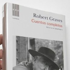 Livres d'occasion: CUENTOS COMPLETOS - ROBERT GRAVES. Lote 156594378