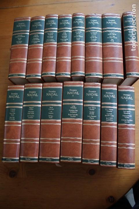 COLECCION 15 LIBROS PREMIOS NADAL EDITORIAL DESTINO (Libros de Segunda Mano (posteriores a 1936) - Literatura - Narrativa - Otros)