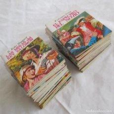 Libros de segunda mano: 33 MINILIBROS, MINIBIBLIOTECA DE LA LITERATURA UNIVERSAL 1982 PETETE. Lote 156649050