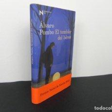 Libros de segunda mano: EL TEMBLOR DEL HÉROE (ÁLVARO POMBO) EDIC. DESTINO-2012 (PREMIO NADAL 2012). Lote 156693934