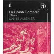 Libros de segunda mano: LA DIVINA COMEDIA. INFIERNO. - DANTE.. Lote 156805906