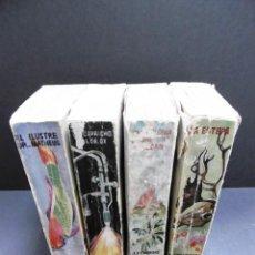 Libros de segunda mano: LOTE 4 LIBROS COLECCION ENCICLOPEDIA PULGA. Lote 156883482