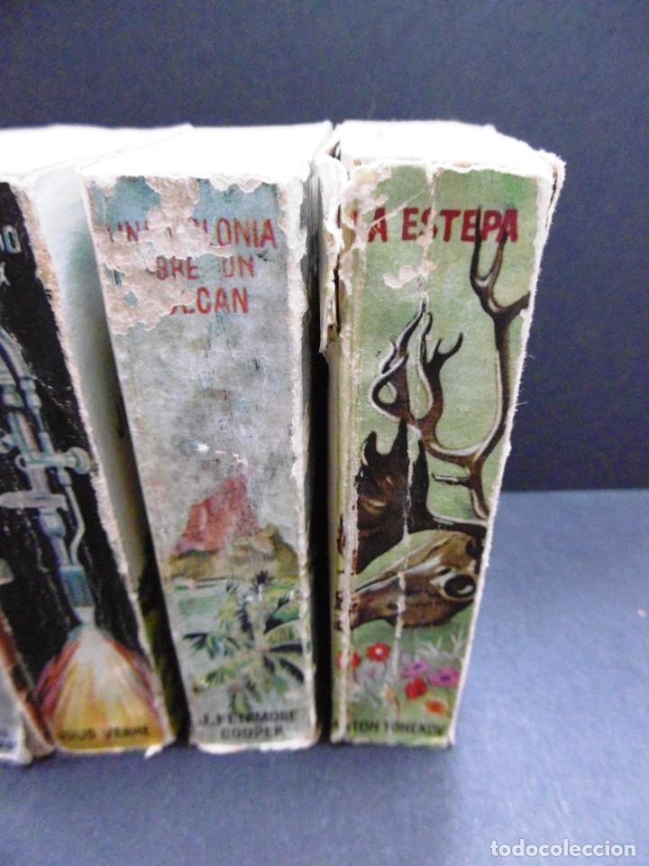 Libros de segunda mano: Lote 4 libros coleccion enciclopedia pulga - Foto 3 - 156883482