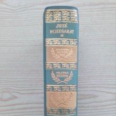 Libros de segunda mano: JOSE ECHEGARAY - TEATRO ESCOGIDO - 1955 - AGUILAR. Lote 156913802