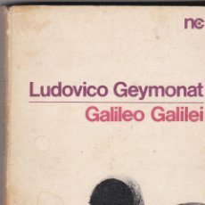 Libros de segunda mano: LIBROS. LUDOVICO GEYMONAT. GALILEO GALILEI 1969. Lote 156995834