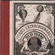 Libros de segunda mano: LIBROS. JULIO VERNE. VIAJES EXTRAORDINARIOS. VEINTE MIL LEGUAS DE VIAJE SUBMARINO I 1983. Lote 202530216