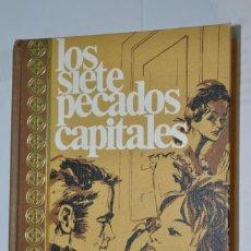 Libros de segunda mano: LOS SIETE PECADOS CAPITALES. EUGENIO SUÉ. Lote 157342226