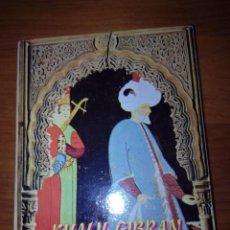Libros de segunda mano: EL PROFETA. KHALIL GIBRAN. EST23B4. Lote 157734046