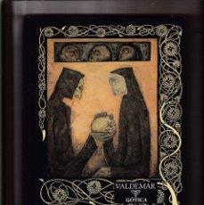 Libros de segunda mano: VALDEMAR GOTICA - EL MONJE - MATTHEW G. LEWIS - VALDEMAR ED. 1997. Lote 157899390