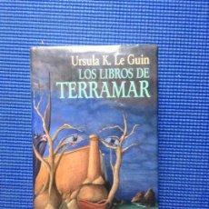 Libros de segunda mano: LOS LIBROS DE TERRAMAR URSULA K LE GUIN. Lote 157913002